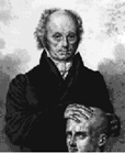 Image of Viennese physician Franz Joseph Gall (1758-1828)