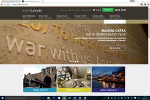 Visit Lincoln website