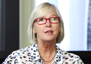 Jan Gooding, Group Brand Director at Aviva